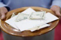 church embezzlement
